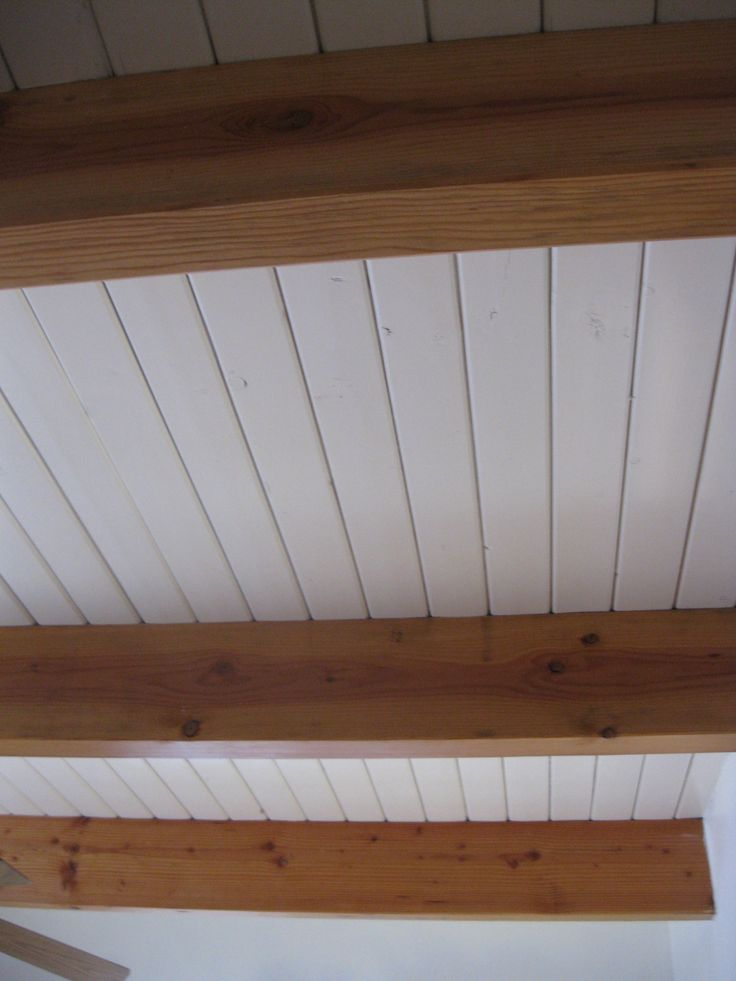 Tongue and Groove Ceiling