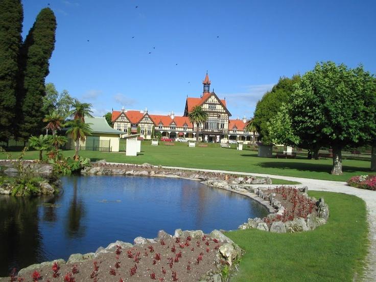 Rotorua New Zealand 2