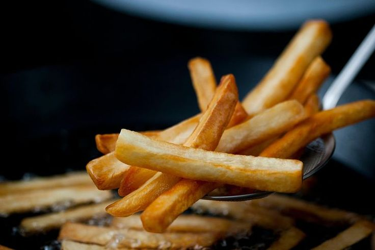 The Secret to Making Crispy French Fries at Home