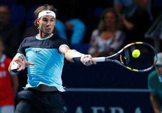 Blog Esportivo do Suíço:  Nadal bate Dimitrov e avança às quartas no ATP da Basileia