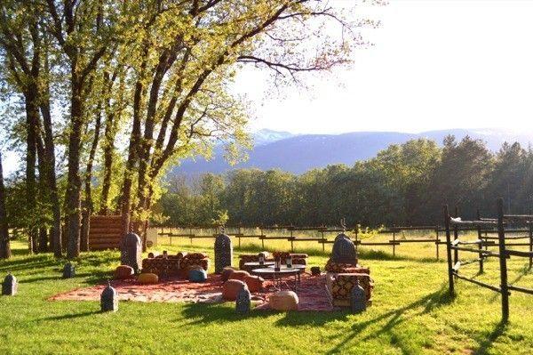 Al aire libre, finca bodas Madrid, http://www.buscabodas.com