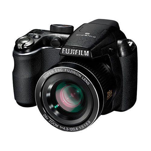 Fuji Finepix S3400 14MP Digital Camera - Refurbished  | Cameras and Camcorders | Visions Electronics