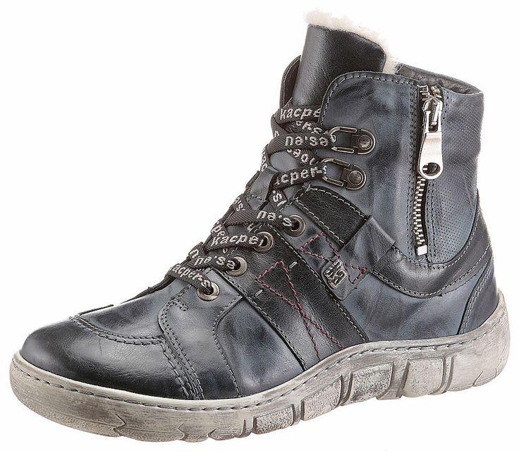 KACPER Schnürboots Jetzt bestellen unter: https://mode.ladendirekt.de/damen/schuhe/boots/schnuerboots/?uid=2d0db83a-2f4d-5830-9da5-afd9e02d0769&utm_source=pinterest&utm_medium=pin&utm_campaign=boards #boots #schnuerboots #schuhe