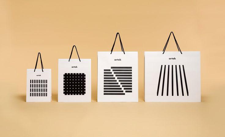Artek Flagship Store Identity - Mindsparkle Mag