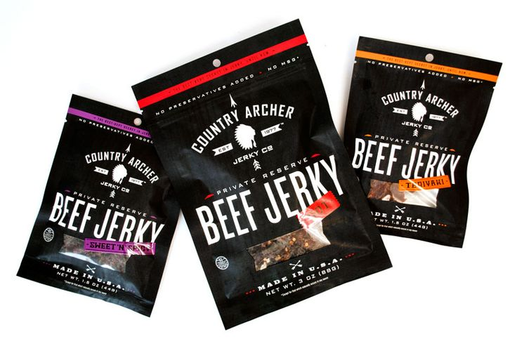 Packaging of the World: Creative Package Design Archive and Gallery: Country Archer