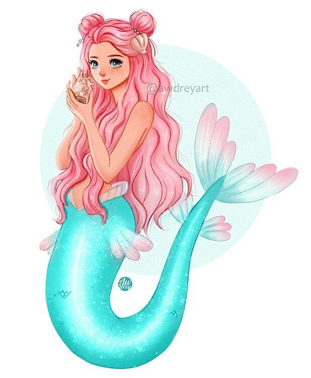 May Can T Finish Without Mermay Art Illustration Artist Creative Draw Drawing Mermaid Cute Kaw Anime Mermaid Easy Mermaid Drawing Mermaid Cartoon