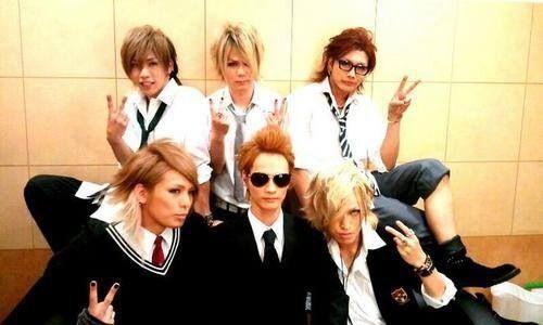 Chiyu. K. Kazuki. Kouki. Minase. Ryoga. SuG x BORN x SCREW x D=OUT.