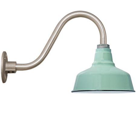 bunk bath lighting: Barns Lights, G15 Gooseneck, Porcelain Gooseneck, Trav'Lin Lights, Lights Electric, Gooseneck Lights, Esso Porcelain, Esso 10, Beds Post