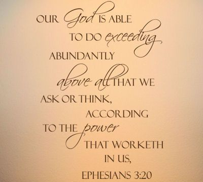 40 best Home Decor - Scripture Wall Decals images on Pinterest ...