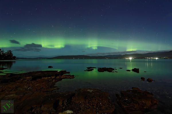 Aurora Australis: the Southern Lights