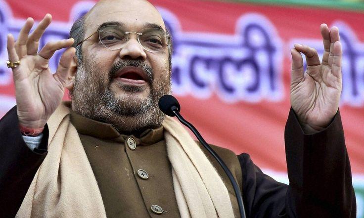 Amit Shah postpones his #Kerala rallies citing health reasons ...