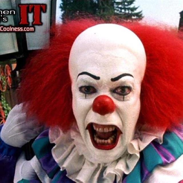 Clown Ass 98