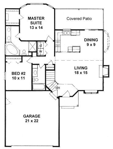 Bedroom Floor Plan On Graph Paper