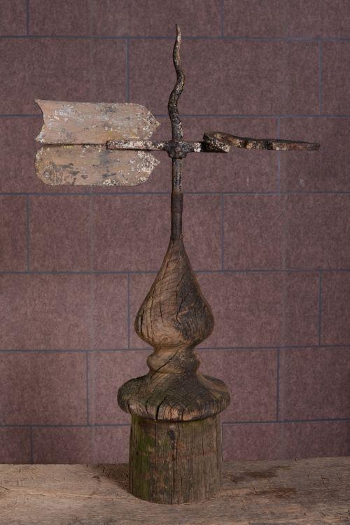 Antique Georgian weathervane.