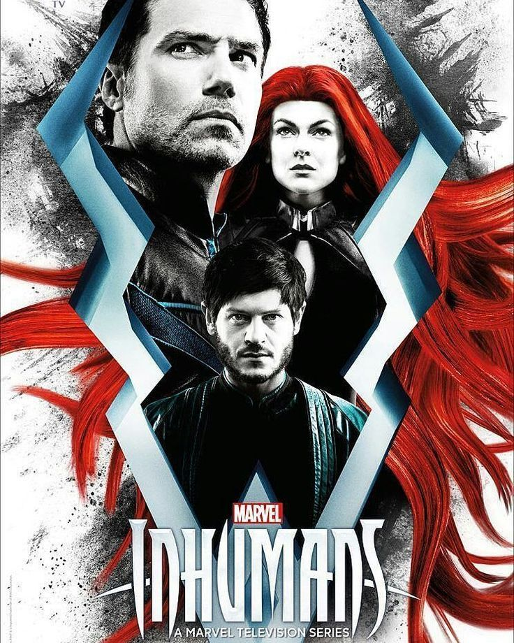 Official Poster For Marvel S Inhumans Is Here Too Lazy To