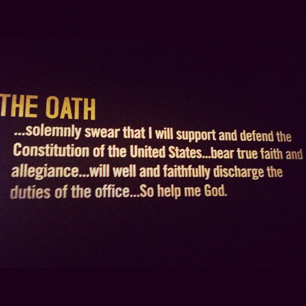 22 best Cold War - McCarthy and Soviet infiltration of US images - oath of office template