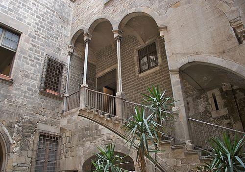 Museu Picasso: Barcelona