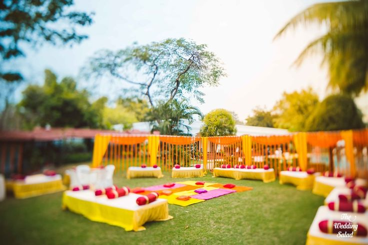 Deepali & Devesh - Destination Wedding in Noor us Sabah Palace, Bhopal - The Wedding Salad