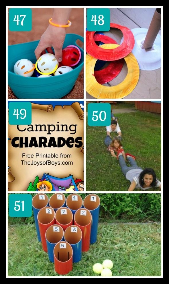 Camping Tips With Kids