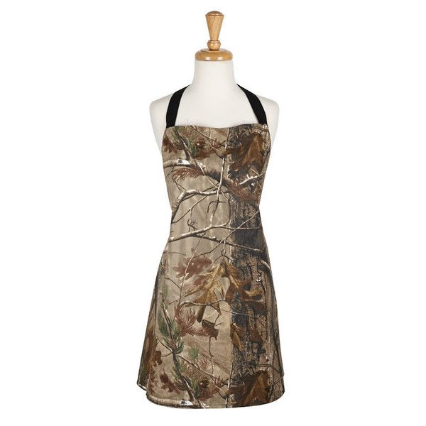 Love This Real Tree Apron By Design Imports On Find This Pin And More On Camo Kitchen Accessories