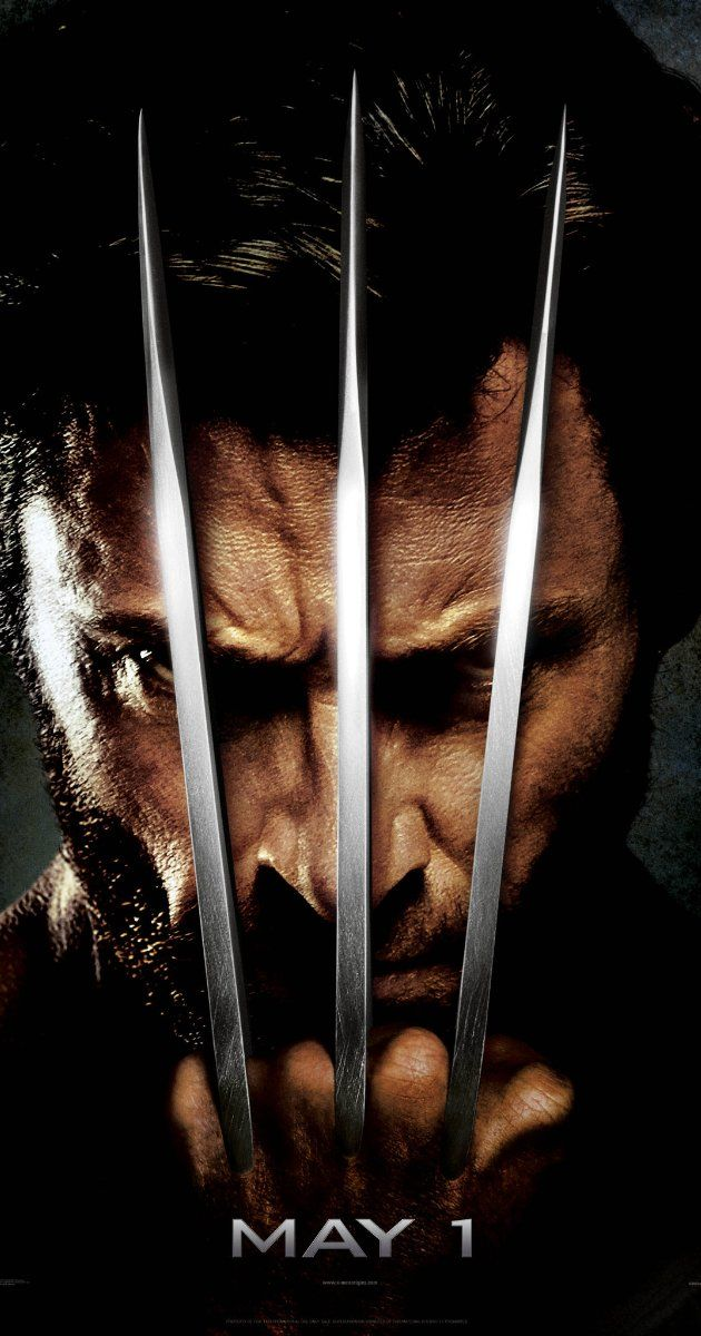 X-Men Origins: Wolverine (2009) Directed by Gavin Hood.  With Hugh Jackman, Liev Schreiber, Ryan Reynolds, Danny Huston. A look at Wolverine's early life, in particular his time with the government squad Team X and the impact it will have on his later years.