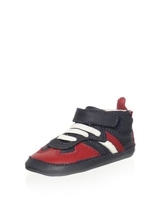 53% OFF Old Soles Kid's Jumping Jogger (Navy/Red/White)