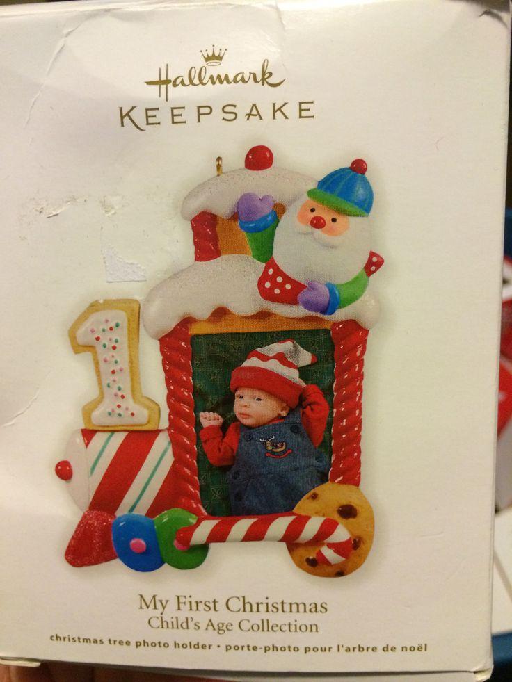 Baby's 1 st Christmas 2012
