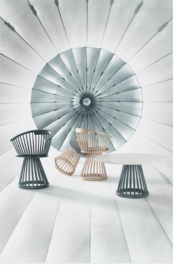 Style: FAN Chair von Tom Dixon