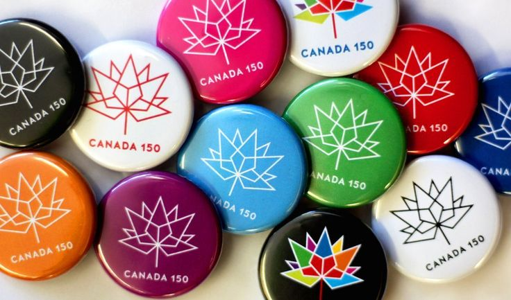 Celebrate Confederation with Canada 150 Buttons, Magnets, and Stickers! https://peoplepowerpress.org/blogs/news/canada-150-collection
