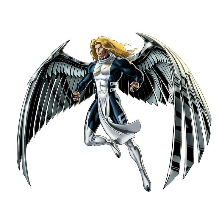 Angel(Warren Worthington III) | Comic Characters | Pinterest