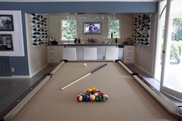 Man Caves Charles Kelley : Charles kelley s man cave diy network caves team