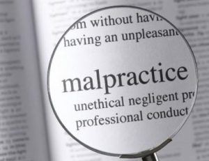 Malpractice Insurance Is Just Another Cost of Doing Business