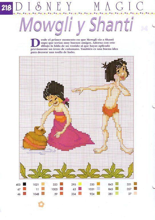 Gewoon Cross Stitch Patterns (blz 153). | Leer Ambachten is facilisimo.com