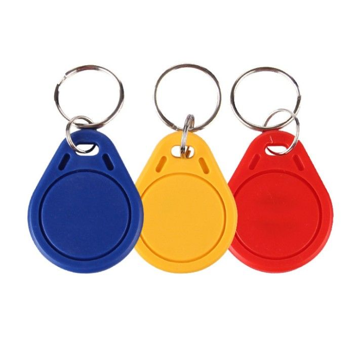 Free samples^^)(100 pcs/lot)13 56Mhz RFID CUID Card Key Tags
