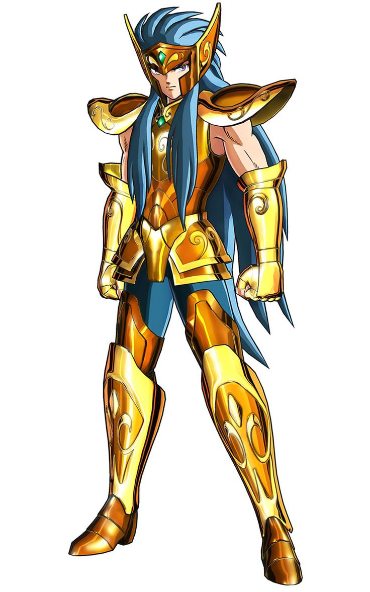Camus - Aquarius (Gold Knight)
