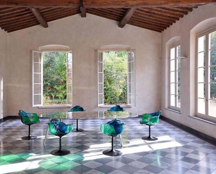 C L A S S' I N II Ella chair by Jacopo Foggini