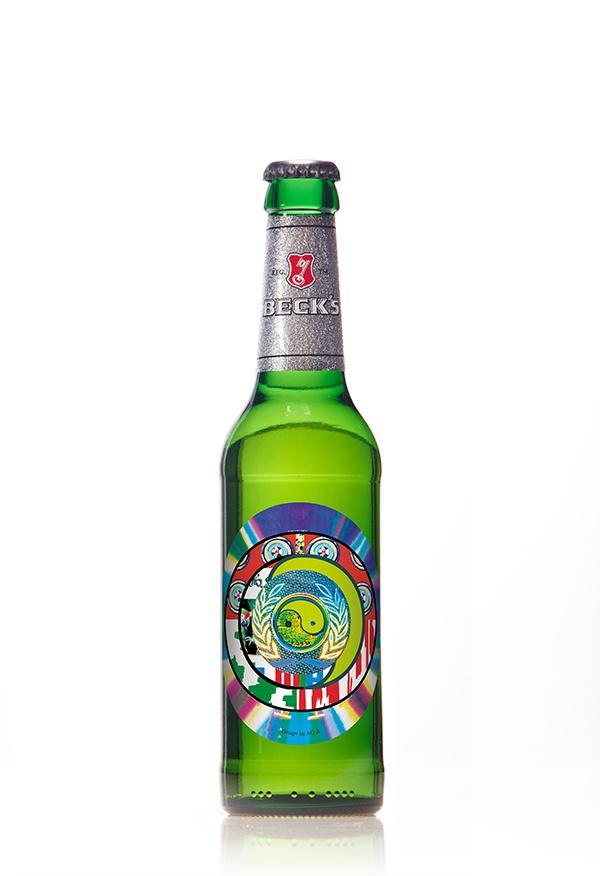 Beck's neue Art Label-Edition - Mein Favorit dieser Serie …