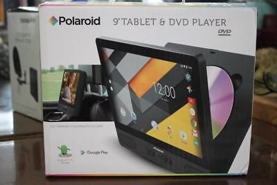 DVD and Blu-ray Players: Polaroid 9 Tablet And Dvd Player Pdt9000pk New In Box -> BUY IT NOW ONLY: $109 on eBay!