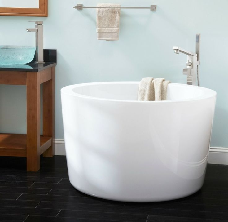 Petite Baignoire Sabot Homedeco Walk In Showers And