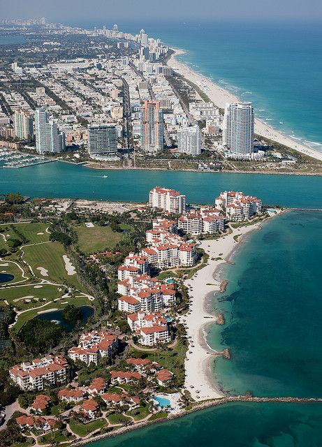 Doug and I loved our time at Fisher Island Miami Beach Aerial by Miami.FlyMe, via Flickr