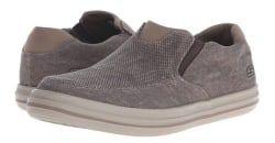 Skechers Men's Define Gurgen Slip-On Shoes for $18  $5 s&h #LavaHot http://www.lavahotdeals.com/us/cheap/skechers-mens-define-gurgen-slip-shoes-18-5/197601?utm_source=pinterest&utm_medium=rss&utm_campaign=at_lavahotdealsus
