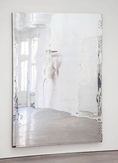 Michail Pirellis Tresor, 2013 aluminium, titan, lacquer