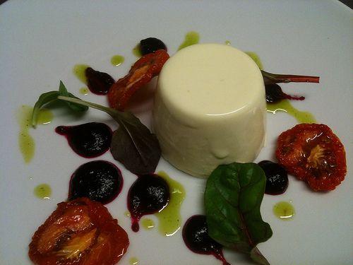 Ardsallagh Goat Cheese Panna-Cotta IMG_3523