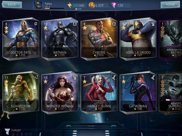 Playing With The Free-To-Play Mobile Side Of Injustice 2
