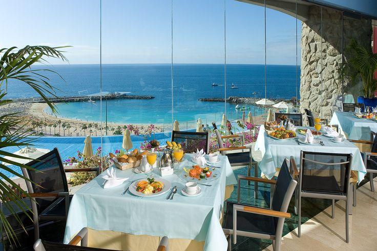 Main restaurant in Gloria Palace Royal Hotel & Spa