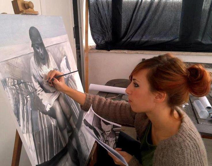 Oggi facciamo gli auguri di buon compleanno a Monica Bini, una bravissima artista romana recensita e intervistata tempo fa nella nostra rubrica dedicata agli artisti contemporaeni: L'Arte degli Stolti. Vi riproponiamo l'articolo con piacere. Buona Arte ;) http://gli-stolti.blogspot.it/2014/03/larte-degli-stolti-monica-bini-laurora.html #arte #cultura #art #culture #buoncompleanno #happybirthday