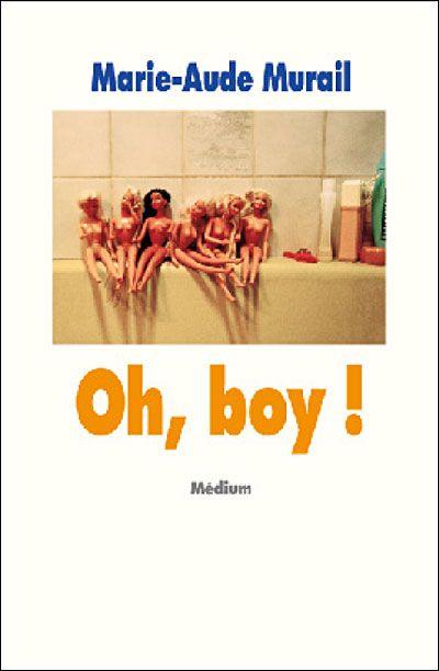 """Oh, boy ! de Marie-Aude Murail  """"J'ai aimé ce livre car l'auteur montre que les frères et sœurs ne se séparent jamais et j'ai aussi aimé la petite Venise qui est la dernière fille car elle est trop mignonne quand elle parle ."""""""
