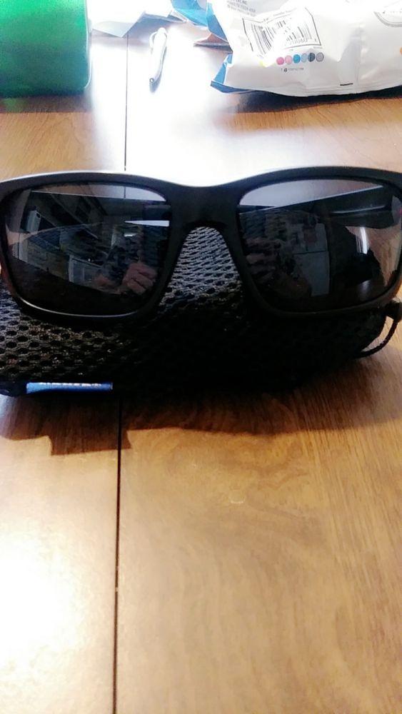 92f11d6ba156b Oakley Mainlink sunglasses black grey matte with black iridium lenses   fashion  clothing  shoes  accessories  mensaccessories ...