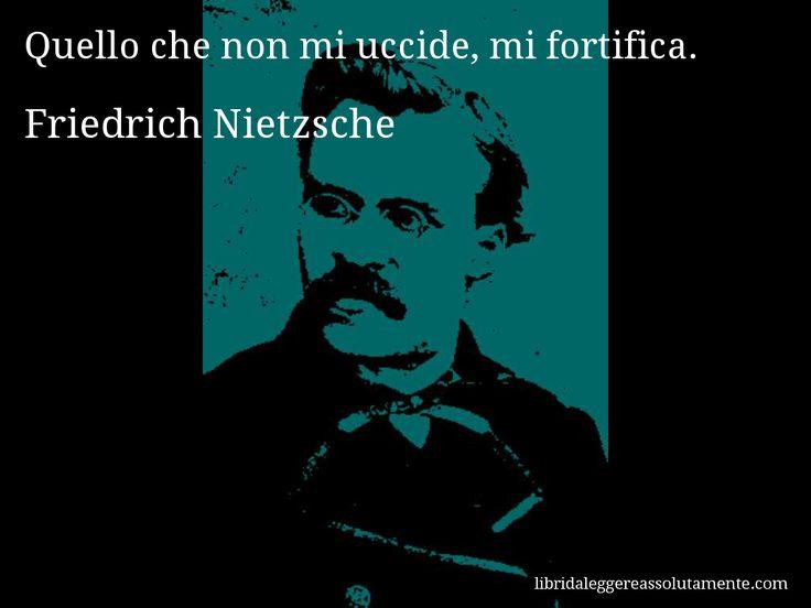 Cartolina con aforisma di Friedrich Nietzsche (54)