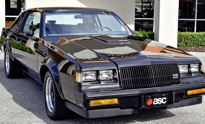 Pick Of The Day: 1987 Buick Grand National, GNX